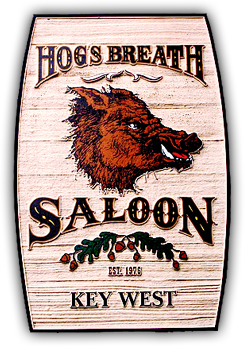 Hogs breath bikini key west